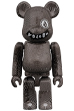 Volcom Op BE@RBRICK Black White
