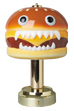 UNDERCOVER HAMBURGER LAMP