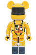 BE@RBRICK SPACE SUIT YELLOW Ver.1000%
