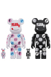 MILKY THE CONVENI MILKY BE@RBRICK 100% & 400%<br>