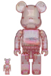 BE@RBRICK X-girl 2020 100% & 400%