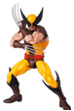 MAFEX WOLVERINE(BROWN COMIC Ver.)