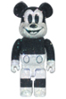 CRYSTAL DECORATE MICKEY MOUSE BE@RBRICK 400%