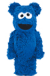 BE@RBRICK COOKIE MONSTER Costume Ver. 1000%
