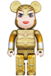 BE@RBRICK WONDER WOMAN GOLDEN ARMOR 400%