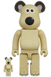 BE@RBRICK GROMIT 100% & 400%