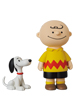 UDF PEANUTS SERIES 12 50's CHARLIE BROWN & SNOOPY