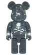 CRYSTAL DECORATE mastermind JAPAN BE@RBRICK 400%