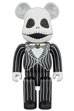 BE@RBRICK Jack Skellington 1000%