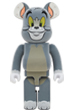 BE@RBRICK TOM フロッキー Ver. 1000%(TOM AND JERRY)