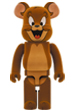 BE@RBRICK JERRY フロッキー Ver. 1000%(TOM AND JERRY)