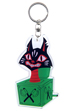 MLE ASAMI MATSUMURA シリーズ ACRYLIC KEY CHAIN Jack In The Box Cat