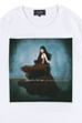 "VINYL ""浜田麻里 Light For The Ages"" TEE<br>"